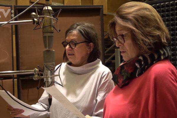 Zuzana Krónerová, Magda Vášáryová
