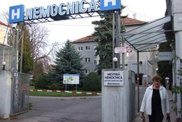 V nemocnici zavreli pred pár rokmi tri zo siedmich oddelení. Riaditeľka verí, že gynekológiu obnovia.