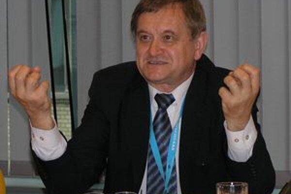 Župan Belica odpovedal aj na otázku, či je Brusel na Slovensko nahnevaný kvôli postoju krajiny k pôžičke Grécku.