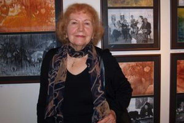 Kvetoslava Fulierová sa v Nitre predstavila po 20 rokoch.