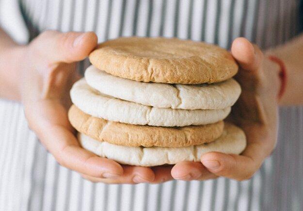 Pečieme s Korzárom: Nadýchaný (ne)chlieb bez múky. K receptu sa dostanete kliknutím na fotografiu.