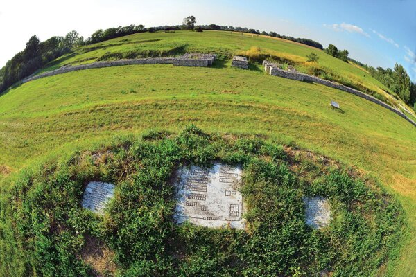 Slovensko dodalo tento rok na zoznam UNESCO dve národné kultúrne pamiatky. Jedna z nich sa nachádza hneď pri Komárne.