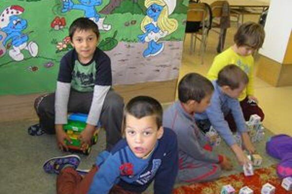 Nulťáčikovia. Ročník im pomôže pripraviť sa na školu.