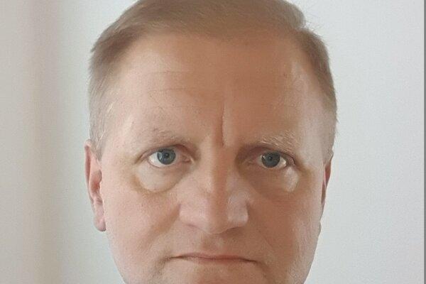 Tréner Róbert Coma.