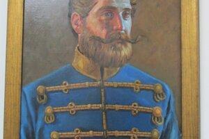 Generál Dessewffy. Expozíciu aradských mučeníkov venoval obci Marhaň maďarský generálny konzulát.