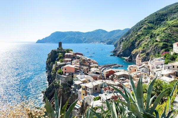 Očarujúce Cinque Terre a jeho päť svetov