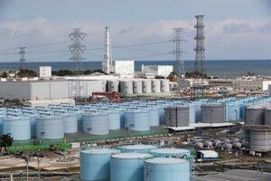 Jadrová elektráreň Fukušima.