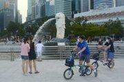 Obyvatelia Singapuru