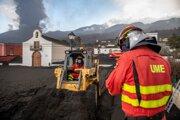 Láva už na ostrove La Palma zničila viac ako 2 100 budov.