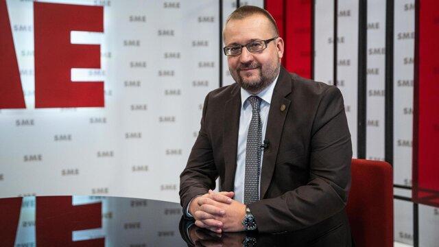 Rozhovory ZKH: Marek Števček.