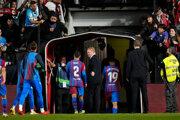 Barcelona je na dne, tréner Koeman dostal výpoveď.