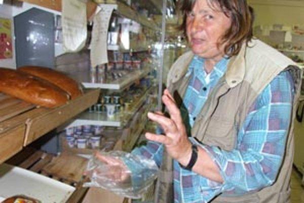 Viera Baďová upozorňuje na to, že pribudne plastových obalov.