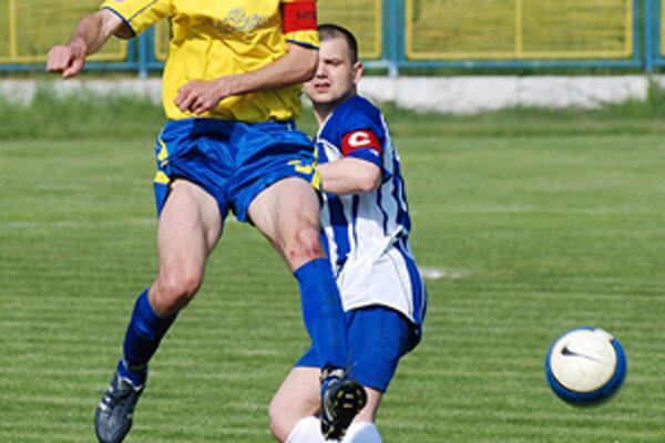 Hurbanovo prekvapujúco zdolalo vedúci tím z Čierneho Brodu 2:0.