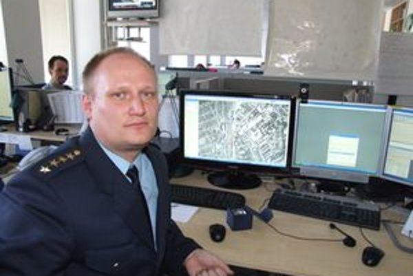 Hasič Róbert Ambra nominoval koordinačné stredisko IZS na ocenenie.