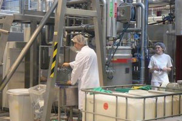 S ponukou pracovných príležitostí prišli na Burzu informácií z firmy z priemyselného parku v Leviciach aj tradiční zamestnávatelia.