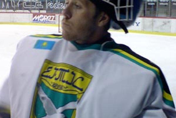 Jozef Račko v piatok chytal proti Nitre.