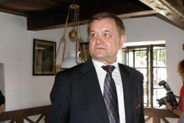 Milan Belica je zatiaľ jediným kandidátom na post župana v Nitre.