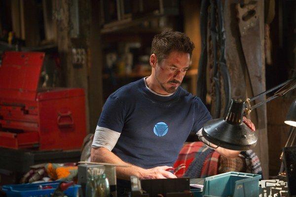 Robert Downey Jr. videl ako Iron–Man viac ako my.
