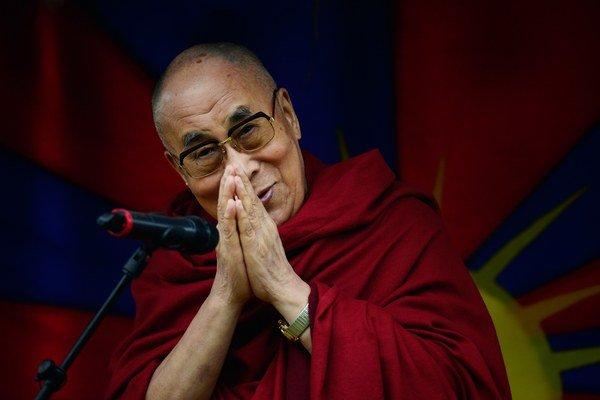 Jeho svätosť Dalajláma XIV.