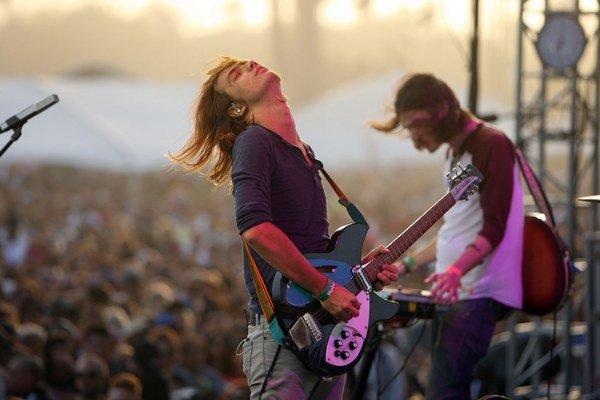 Na festivale opäť vystúpi aj austrálska skupina Tame Impala.