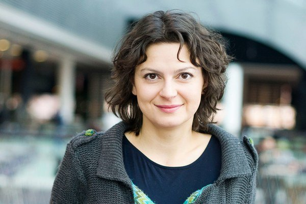 Herečka a komička Lujza Garajová Schramekova (32).