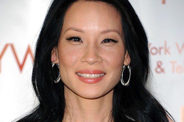 Americká herečka čínskeho pôvodu Lucy Liu (46).