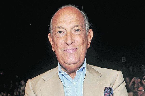 Oscar de la Renta.