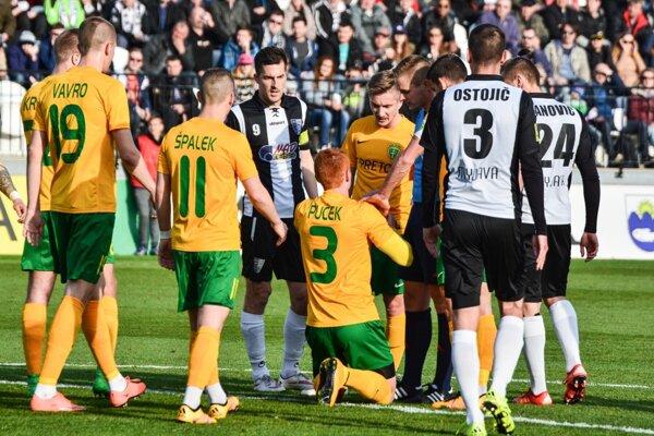 V Myjave sa diváci gólu nedočkali.
