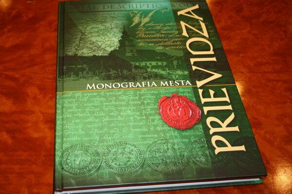 Monografia Prievidze zaujala porotu v celoslovenskej súťaži.