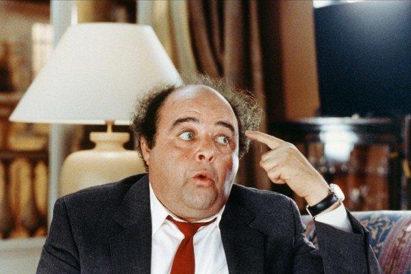 Jacques Villeret ako François Pignon. Práve dostal skvelý nápad.