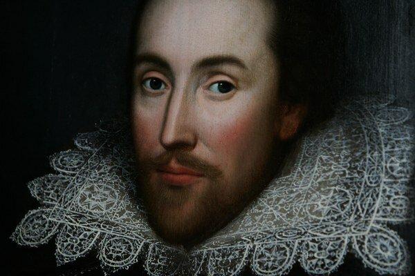 Portrét Shakespeara bol zrekonštruovaný verne, jeho diela chcú zaktualizovať.