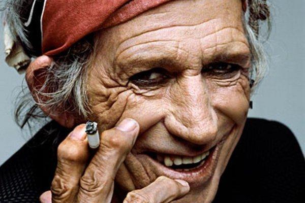 V akom veku prestal Keith Richards s kokaínom?