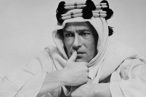 Jeho najslávnejšou bola rola Lawrence z Arábie.