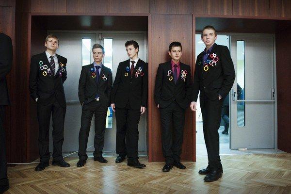 Fotografie zo série Crew Teens, ktorá uspela na Slovak Press Photo aj Czech Press Photo.