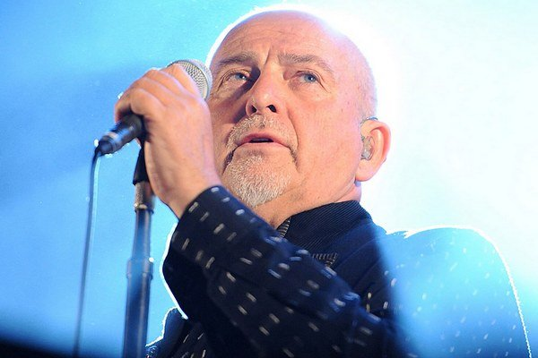 Peter Gabriel počas aktuálneho turné.
