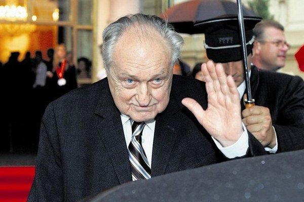 Jiří Krejčík (1918-2013).
