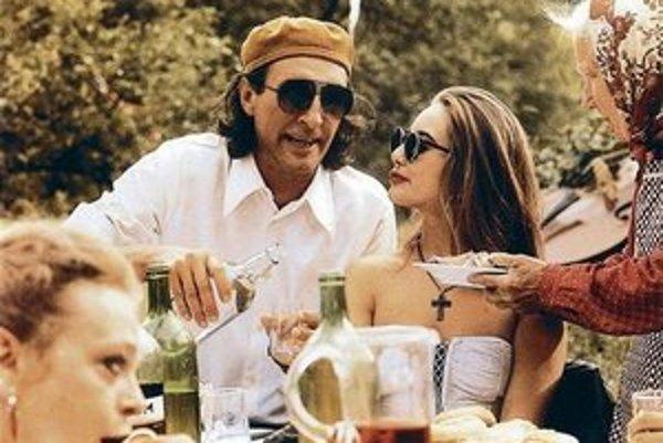 Bolek Polívka ako Bohuš v pôvodnom filme z roku 1992.