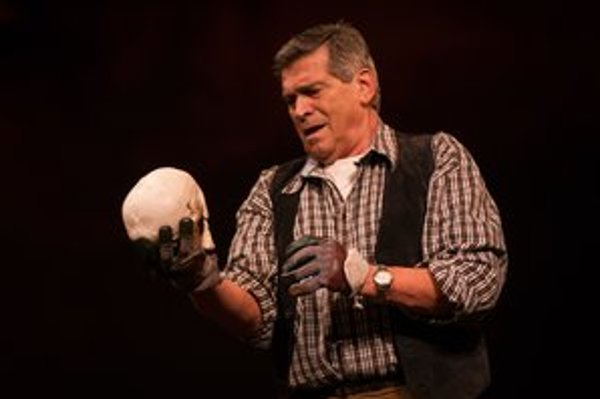 Z hry Hamlet dnes nebude.