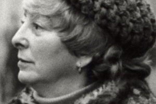 Oľga Gály Lörinczová publikovala básne aj v Maďarsku.