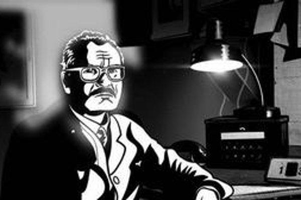 Aloisa Nebela ničí pamäť, hrá ho Miroslav Krobot.