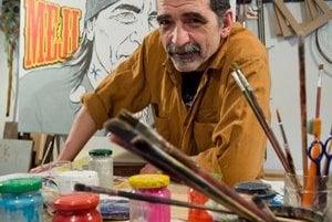 Jozef Gertli Danglár (1962)Ilustrátor, karikaturista, maliar. Narodil sa vDetve. Vyštudoval Strednú umeleckopriemyselnú školu vBratislave (1977 – 1981) aVysokú školu výtvarných umení (1985 – 1991). Ilustroval alebo vytvoril obálky takmer šesťdesiatic