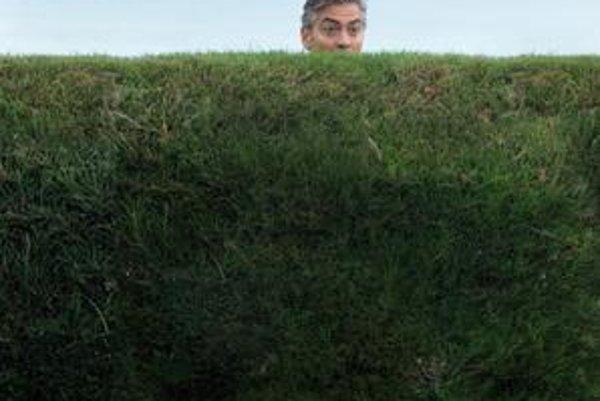 Vo filme Deti moje uvidí George Clooney veci, ktoré doteraz nevidel.