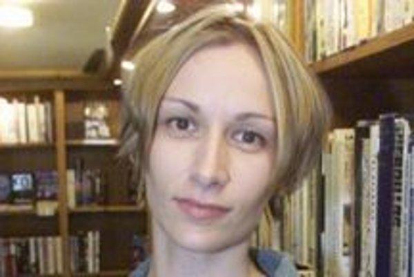 Hana Andronikova.