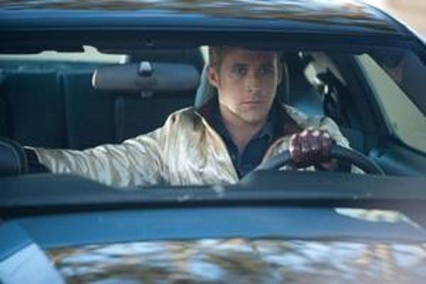 Ryan Gosling vo filme Drive.
