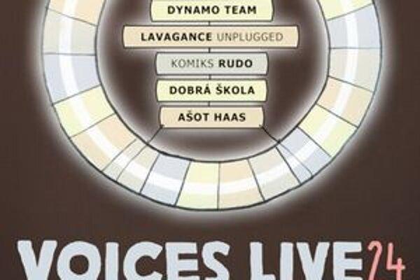 Voices live vo štvrtok.