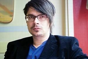 Jaroslav Rudiš.