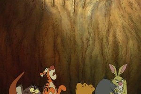 Macko Pu (Winnie the Pooh), USA 2011, 69 minút, Réžia: Stephen J. Anderson, Don Hall. V slov. znení: Ján Greššo, Dušan Kaprálik, Michal Hudák, František Kovár, Štefan Richtárech, Janette Švoňavská a ďalší.Premiéra v SR: 12. mája 2011