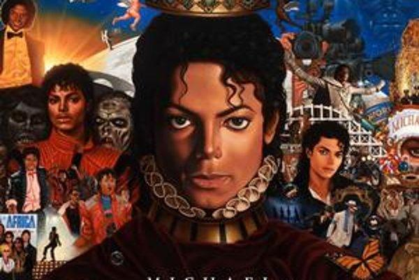 Obal je kolážou rôznych podôb Jacksona, album je kolekcia piesní z jeho šuplíkov.