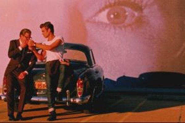 Colin Firth (vľavo) bol za tento film vlani nominovaný na Oscara.