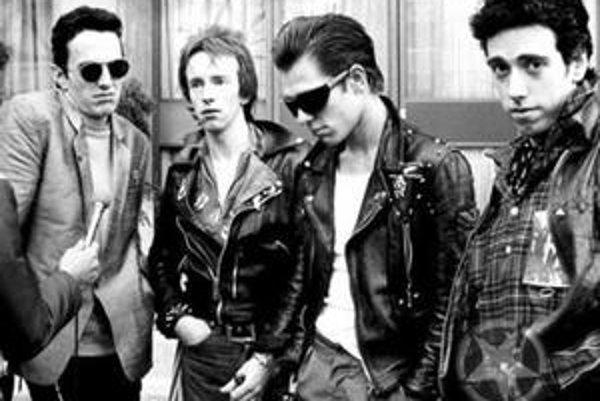 The Clash patrili v 70.-80. rokoch minulého storočia k najvplyvnejším skupinám.